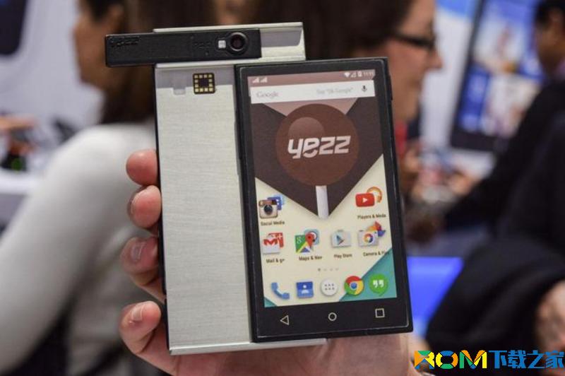 Yezz展示Project Ara模块化手机模组