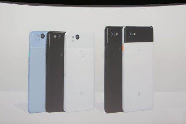 谷歌Pixel 2/Pixel 2 XL发布