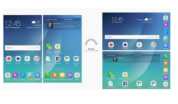 三星可折叠手机,三星系统UI,三星手机刷机包