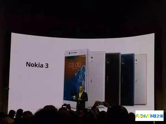 诺基亚3配置,诺基亚3售价,诺基亚3