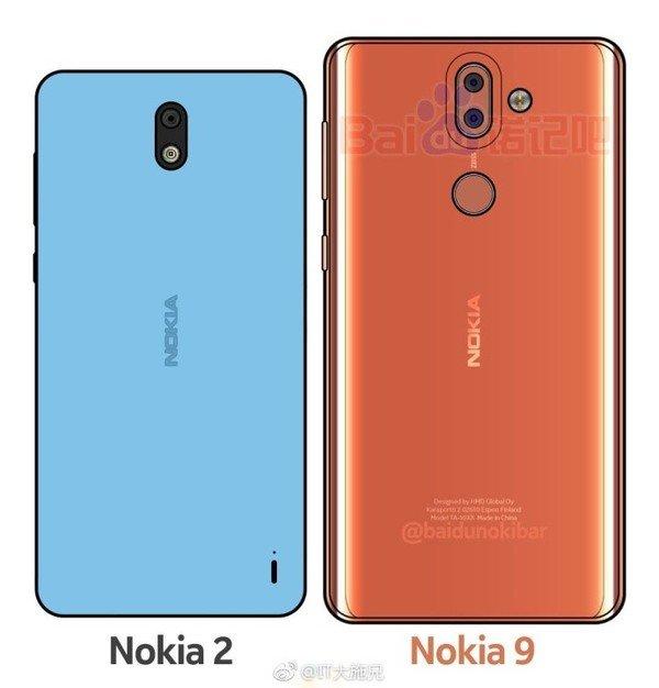 诺基亚9,诺基亚9配置,诺基亚9售价