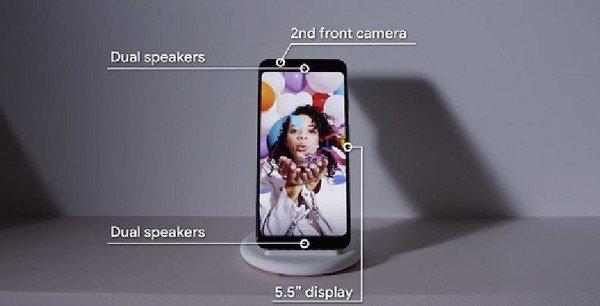 谷歌Pixel 3,谷歌Pixel 3配置,谷歌Pixel 3售价