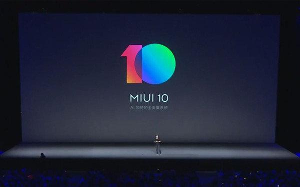 MIUI 10,MIUI 10下载,MIUI 10适配机型