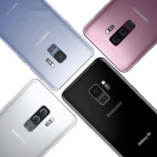 三星S9/S9 Plus全色渲染图曝光:新增银色