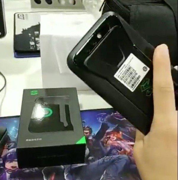 黑鲨游戏手机,黑鲨游戏手机配置,黑鲨游戏手机售价