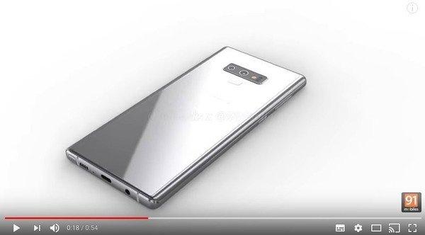 三星Note9,三星Note9配置,三星Note9售价