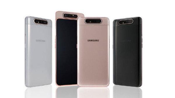 三星Galaxy A80,三星Galaxy A80配置,三星Galaxy A80售价