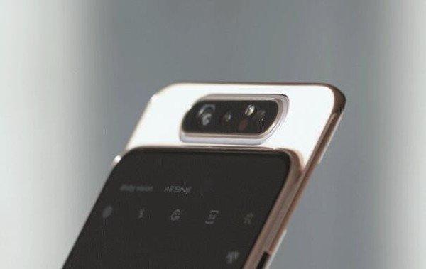三星Galaxy A80,三星Galaxy A80配置,三星Galaxy A80跑分