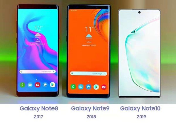 三星Note10,三星Note10配置,三星Note10售价