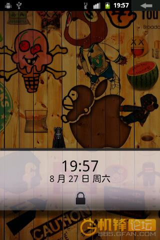 HTC Dream G1 2.3.5 汉化版 ROM截图