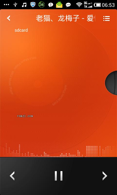 HTC Incredible2-s710d 汉化miui工具箱 MIUI V4 MIUI_vivow截图