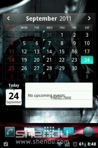 HTC Mytouch 3G Slide XM-8 Vr-1.3截图