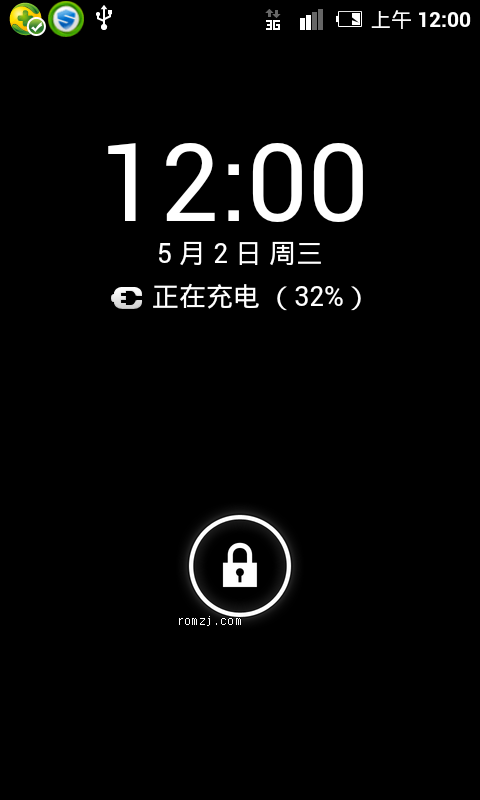 HTC Incredible 准完美 稳定 移植深度OS V0.2 稳定 全新UI [12.04.2截图