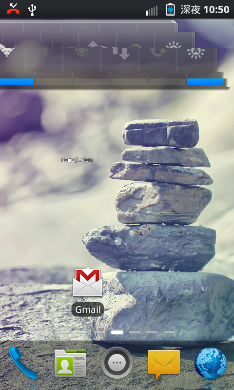 HTC Incredible CDMA 稳定移植 最新魔趣os update-mokeeos-v1.截图