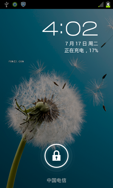 HTC Incredible CDMA 通刷 稳定Touchwiz 5.1.4 三星 盖世3UI截图