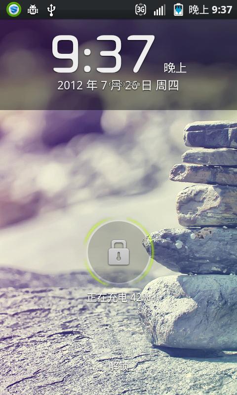 HTC Incredible CDMA 超稳定移植 魔趣os 各项功能测试ok截图