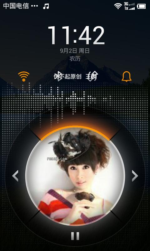 HTC Incredible CDMA MIUI V4 JB 4.1.1 移植 miui_JB_V4截图