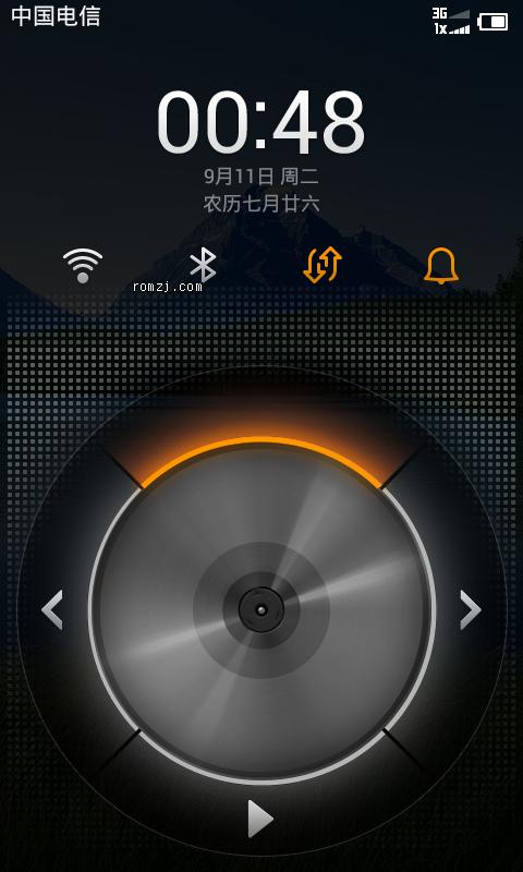 HTC Incredible CDMA MIUI V4 JB 4.1.1-1.9.7 本土化 增强版截图