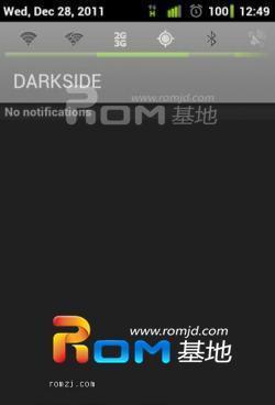 [KANG] DARKSIDE CM7.2.0 rc0 [1.28.2012]截图