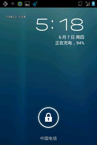 HTC Hero200 CM9 RC0 V1-1 定制优化 Sense4.0时钟插件 相机可用截图
