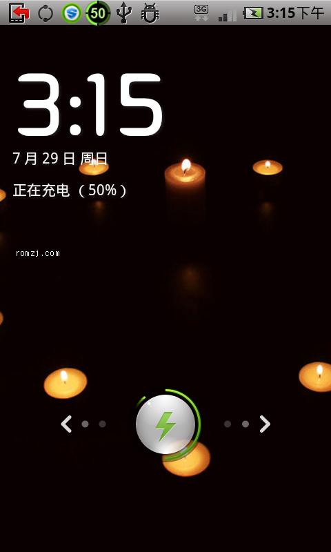 HTC hero200 超稳定移植 乐众ROM Lezo_heroc_1.7.27截图