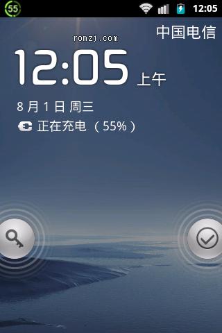 HTC Hero200 通刷 3G稳定 省电耐用 稳定 功能增强版截图