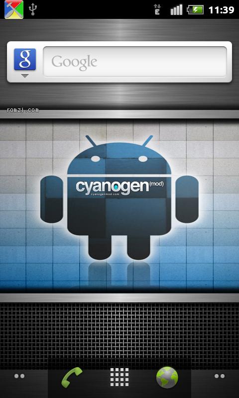 [CM7-N259] Nexus S 1208 截图