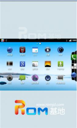 HTC Chacha_CM7源码_极速流畅_超级省电_界面优化_大内存体验ROM截图