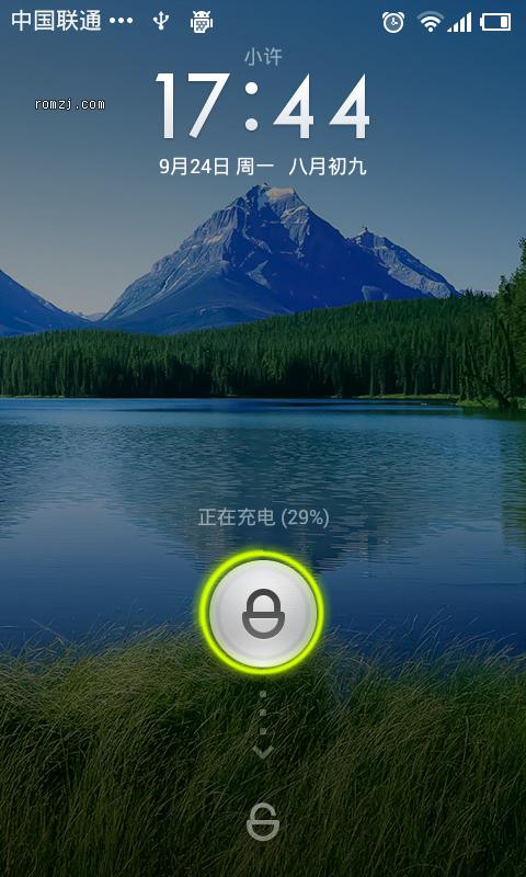 HTC Incredible S G11 4.0  钢琴拔号 稳定 快速 MIUIv4 v2.9.2截图