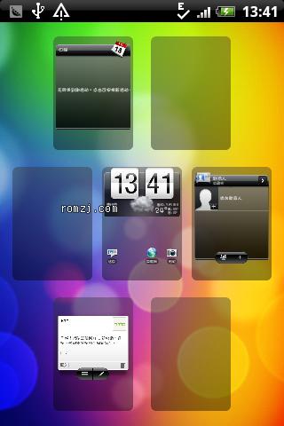 HTC Wildfire S G13 2.3.5基于国行精简版截图