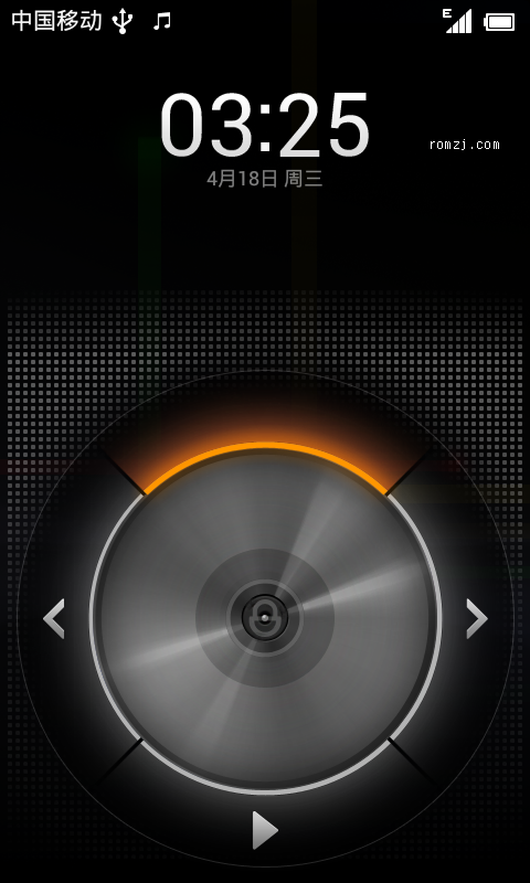 HTC Desire S MIUI v4 ICS_2.5.4 CM9 Kernel截图