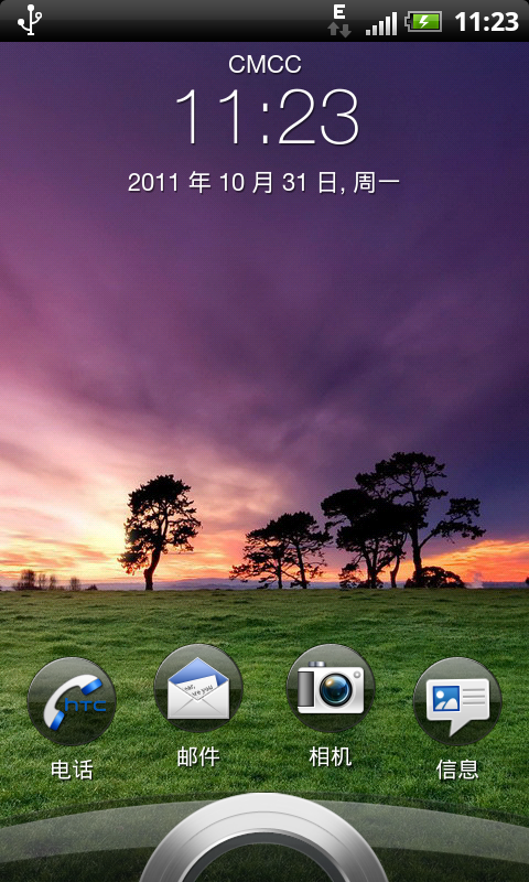 HTC Desire HD基于RCMix3D系列最新版3.3修改定制ROM截图