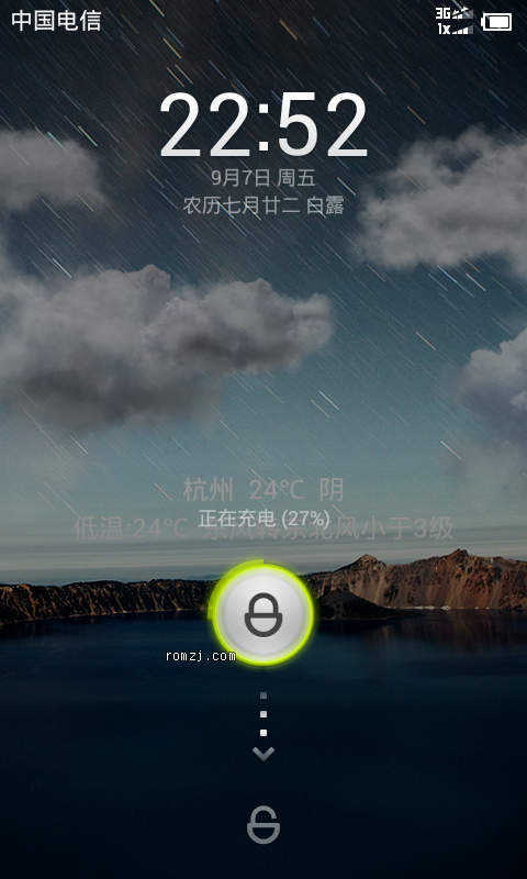HTC EVO 4G 修复天气等 MIUI V4 稳定 miui_EVO4G_2.8.10截图