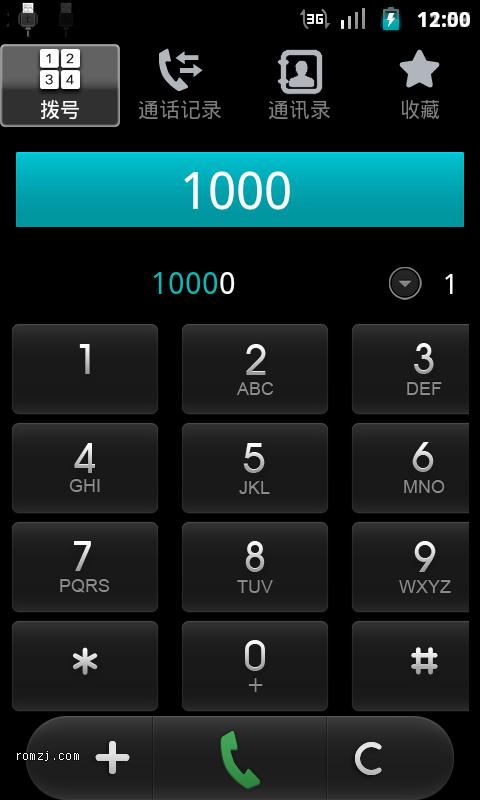 HTC EVO 4G CM7.2 RC1 基于04.24 kang nightly 超级美化版 各项截图