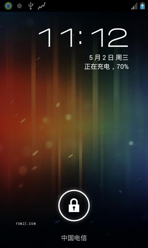 HTC EVO 4G ICS 4.0.4 非官方版本05.07 来去电归属地 彩信apn截图