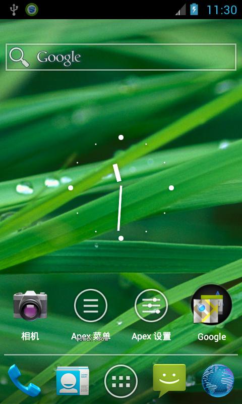 HTC EVO 4G 最新ICS 4.0.4 0528-cm-9.0.0-RC0-UNOFFICIA截图