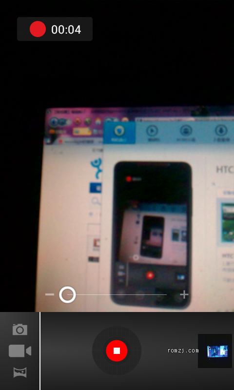 HTC EVO 4G CM9-RC1 优化定制 完美摄像机 Beats音效截图