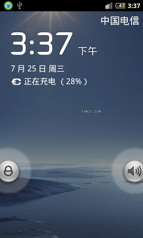 HTC EVO 4G CM7.2 0722 RC1 夜夜版 经典之作 省电耐用 稳定 功能增强版截图