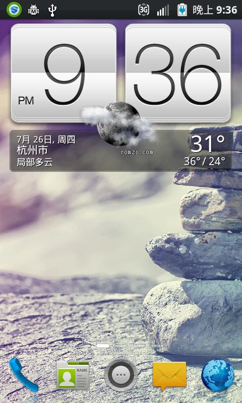 HTC EVO 4G 超稳定移植 魔趣os 各项功能测试ok截图