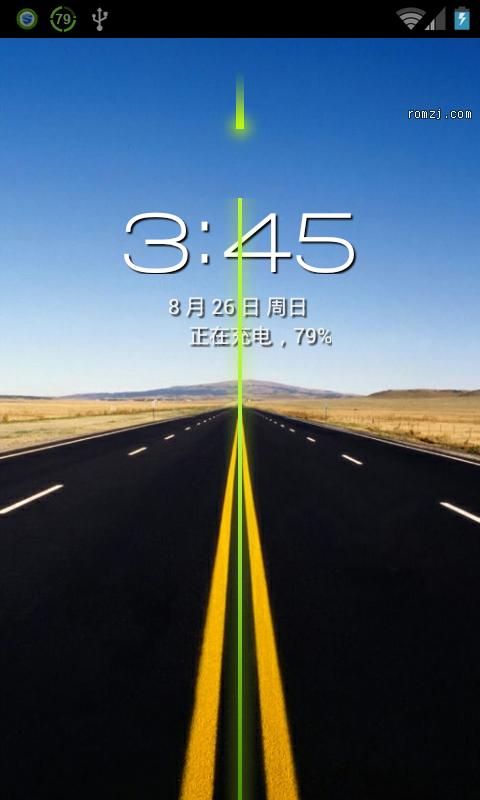 HTC EVO 4G 移植 乐众4.0 Lezo_4.0_supersonic_2.08.24截图