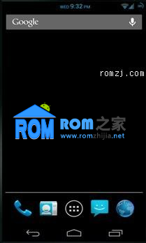 HTC EVO 4G CM10 Android4.1 black Bean AOKPv3.1.7截图
