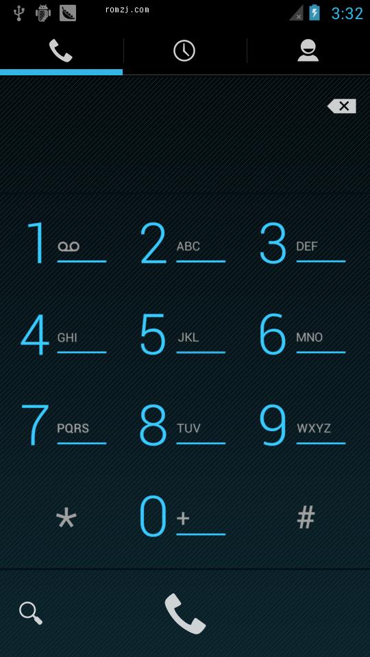 HTC G14 CyanogenMod 9 官方正式发布稳定版 本地化截图