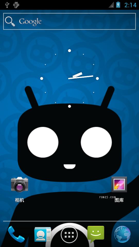 [Stable 9.1.0 2012.08.29] Cyanogen团队针对HTC Sensation截图