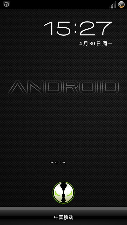 HTC Sensation 原生ICS风格 一个很新颖的ROM截图
