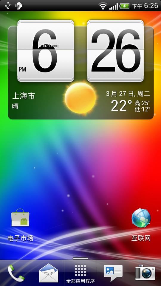 HTC Sensation G14 官方正式版4.0真的来了 最新台版RUU3.32.709.108截图