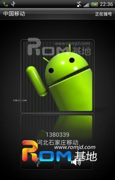 HTC Sensation ARHD6.5.1_XE 移植 HTC One S壁纸 铃音等截图