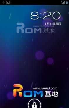[2012.3.13]原生CM9 nightly版 数字电路 来电归属地 优化洁净版截图