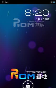 [2012.03.07]Kang的原生CM9 nightly版 优化 洁净截图