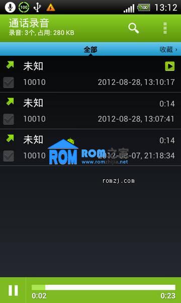 HTC ONE V 完美双4 流畅、国行框架 RUU2.22_SXH3366_S截图