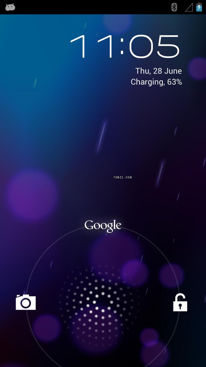 三星 Fascinate JB CM10 HYBRD Paranoid Android True H截图